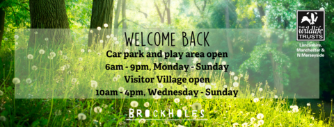 Welcome back all open