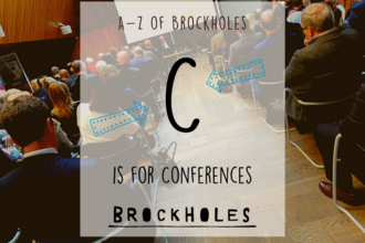 C is for conferences
