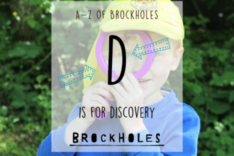 D is for Discovery