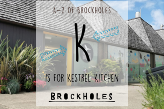 K is for...Kestrel Kitchen
