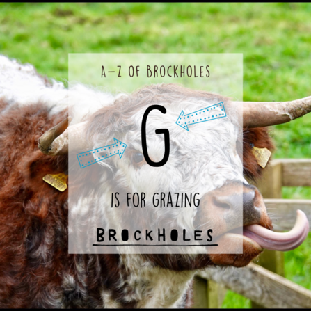 G is for Grazing